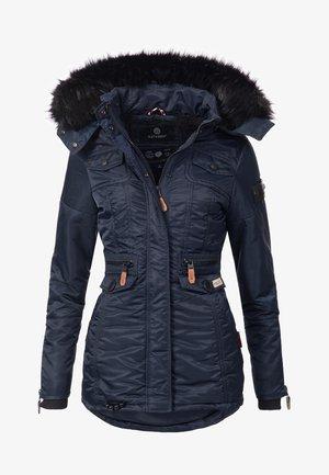 SCHÄTZCHEN - Winter coat - blue
