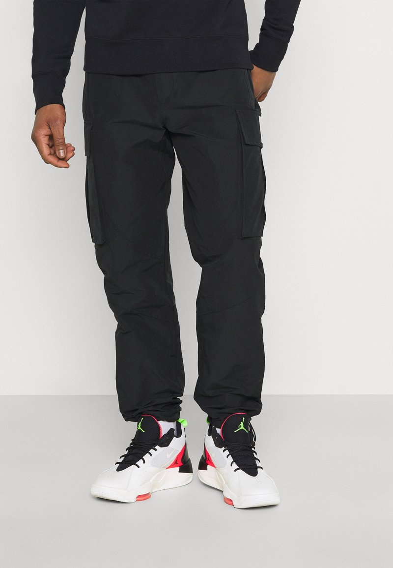 Jordan - PANT - Cargo trousers - black