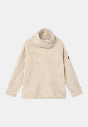 PGHAZELFLEECE - Fleece jumper - off-white