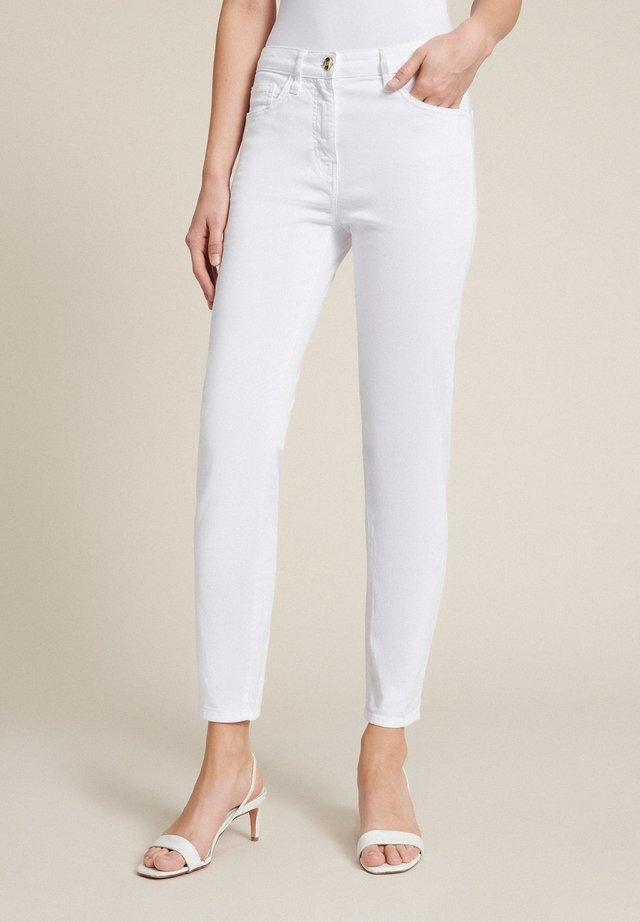 ANNUAL - Skinny džíny - bianco