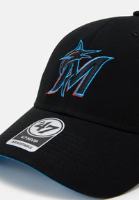 '47 - MIAMI MARLINS BRANSON '47 UNISEX - Cap - black - 3