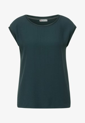 Basic T-shirt - grün