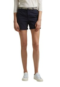 Esprit - STRETCH  - Shorts - navy - 0