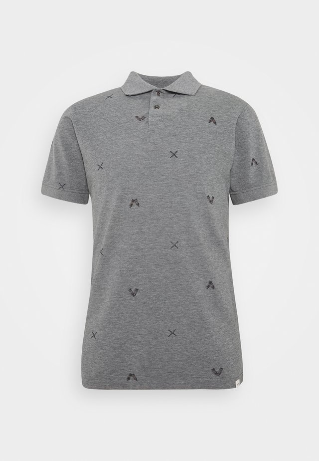 ART PRINT - Polo - light grey