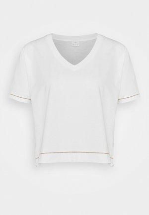 Triko spotiskem - pristine white