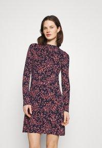 Marks & Spencer London - SWING - Jersey dress - dark blue - 0