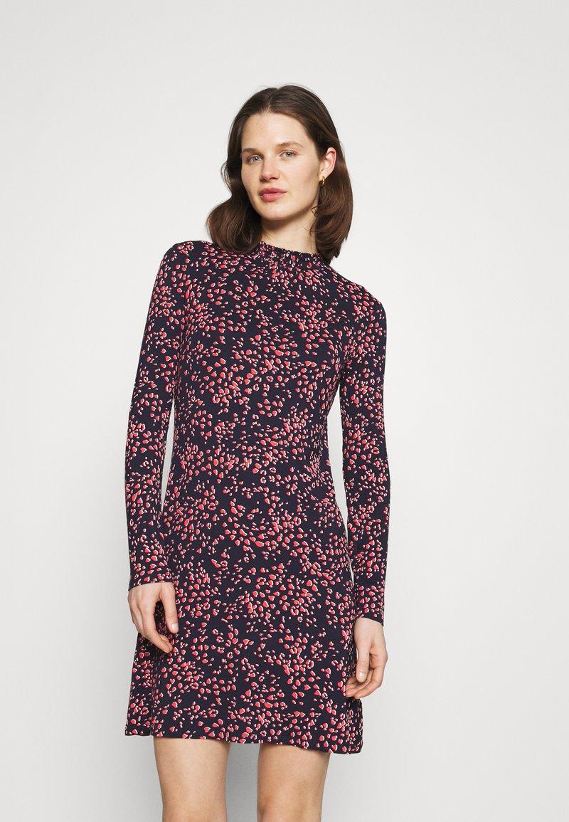 Marks & Spencer London - SWING - Jersey dress - dark blue