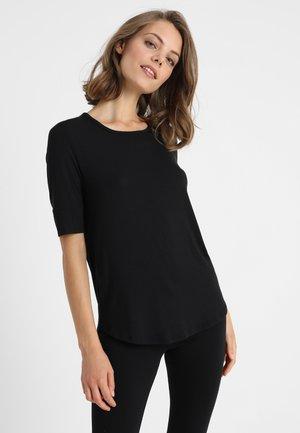 BLACK MATTERS - Pyžamový top - black