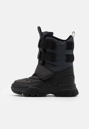 NEVEGAL BOY ABX - Winter boots - dark grey