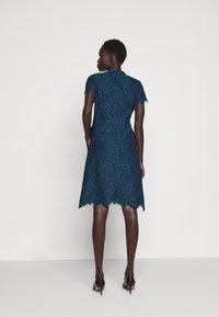 HUGO - KELIESE - Cocktail dress / Party dress - dark blue - 2