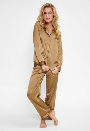SET  - Pyjama set - grün