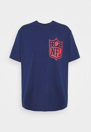 NFL NFL CHAIN CORE GRAPHIC - Squadra - navy