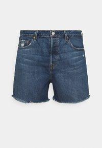 Levi's® Plus - 501 ORIGINAL SHORT - Denim shorts - charleston outlasted - 3