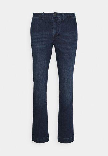 SLIM FIT BEDFORD PANT - Slim fit jeans - blue denim