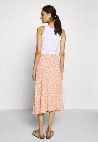 esmé studios - BELLA  - A-line skirt - carnelian - 2