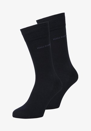 UNI 2 PACK - Socks - dark blue