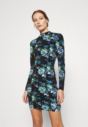 BROOKE DRESS - Jersey dress - crown blue