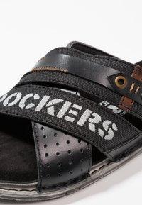 Dockers by Gerli - Klapki - schwarz - 5