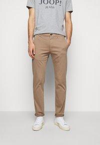 JOOP! Jeans - STEEN - Kalhoty - beige - 0