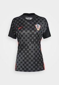 Nike Performance - KROATIEN - National team wear - anthracite/black/university red - 4