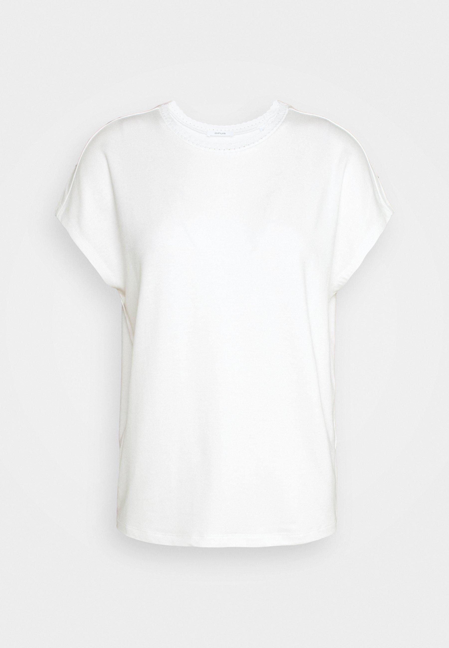 Women SUDELLA CROCHET - Print T-shirt