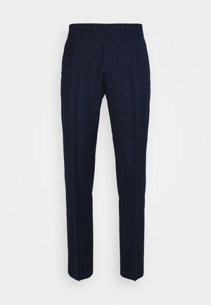 TORD - Suit trousers - dark blue