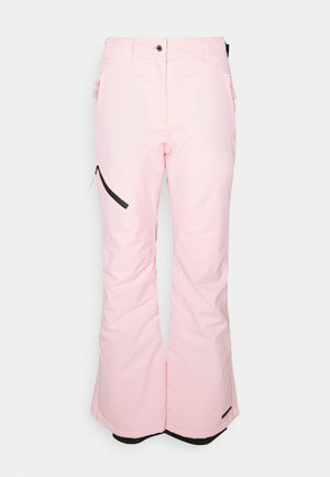 CURLEW - Snow pants - pink