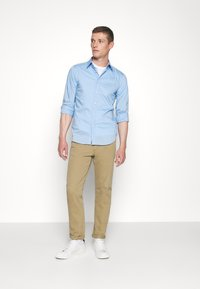 Benetton - BASIC - Formal shirt - light blue - 1
