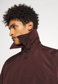Tiger of Sweden - ACAULE - Classic coat - burgundy - 6