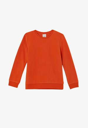 REGULAR FIT - Sweatshirt - orange