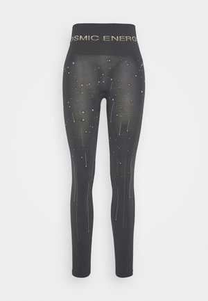COMET - Leggings - lavastone