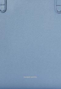 Mansur Gavriel - SMALL ZIP TOTE - Tote bag - pioggia - 7