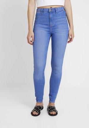 Jeansy Skinny Fit - buzzy blue