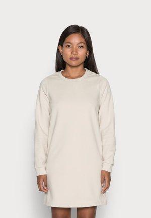 VMKAMMIE DRESS - Jersey dress - oatmeal