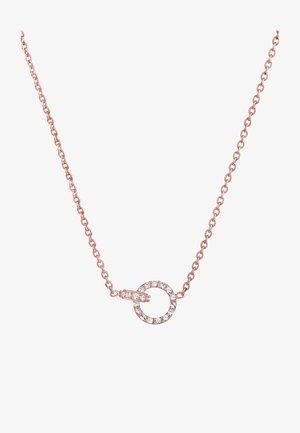 KREIS - Necklace - roségold