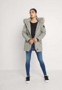 ONLY - ONLIRIS  - Winter coat - shadow - 1