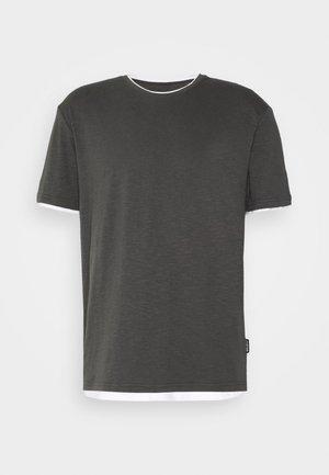 UNISEX  - Print T-shirt - dark gray