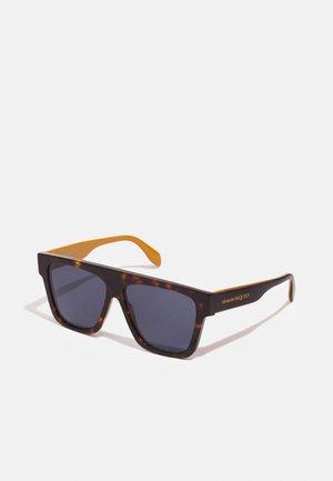 UNISEX - Sunglasses - havana blue