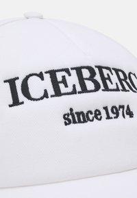 Iceberg - UNISEX - Cap - white - 4