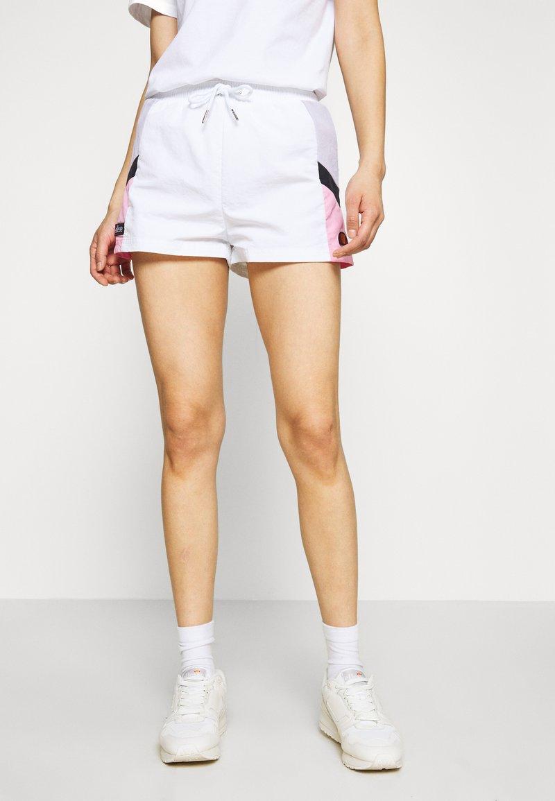 Ellesse - POSCURO - Shorts - white