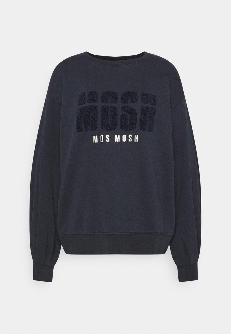 Mos Mosh - ZANNA  - Sweatshirt - navy