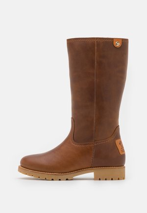 BAMBINA IGLOO - Winter boots - camel
