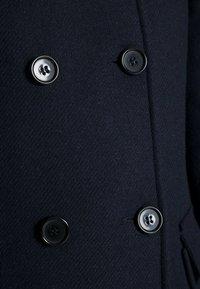 More & More - JACKET SHORT - Short coat - marine - 4