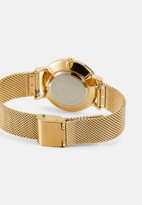 Cluse - MINUIT - Hodinky - gold-coloured/stone green - 1