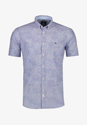 Shirt - cobalt blue