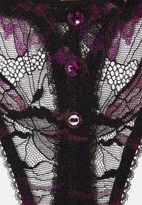 Agent Provocateur - KARMEN THONG - String - black/purple - 2