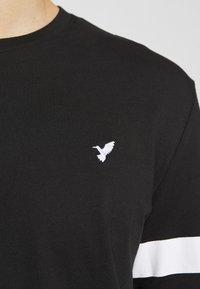Pier One - Long sleeved top - black - 5