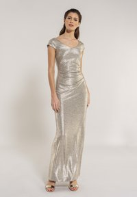 Swing - Maxi dress - gold - 1