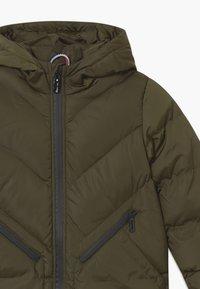 The New - RACHEL - Zimní kabát - dark green - 2