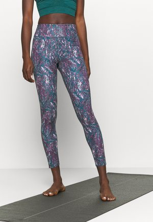 GIALETTE LEGGING - Tights - multicolore